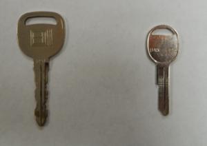 basic car key