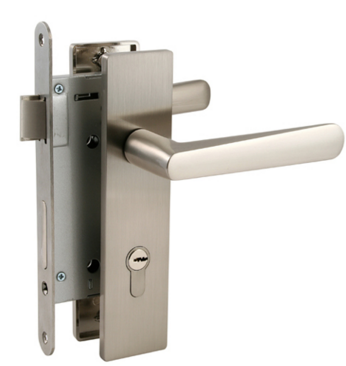 Types of commercial door lock options for business owners for Door lock types