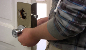 replacing a lock1