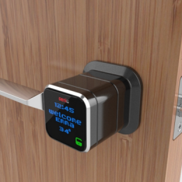 Control Home Locks With Your Smart Phone