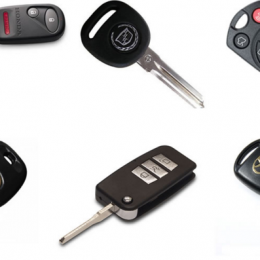 The Dealership or Locksmith for Car Key Replacement
